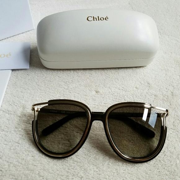 04da2e49bf3f Chloe Jayme Oversize Sunglasses